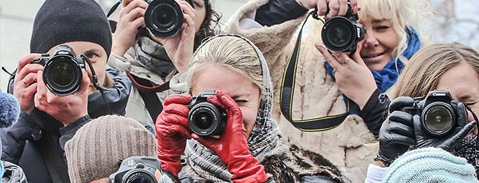 Весенние курсы цифровой фотографии