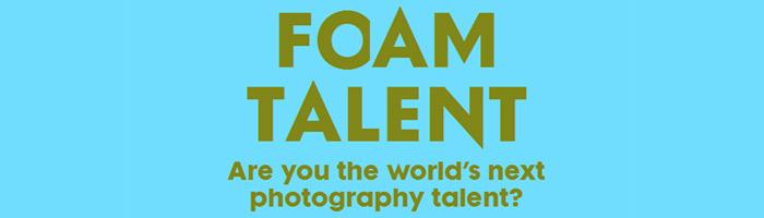 Foam Magazine Talents Call / международный конкурс