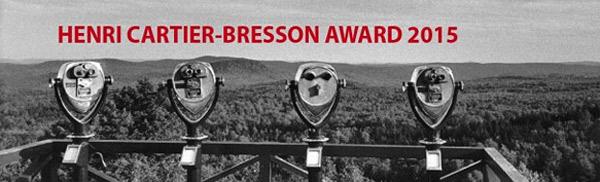 Премия фонда Анри Картье-Брессона