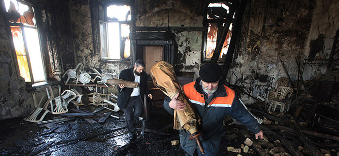 Итоги фотоконкурса «Пресс-фото Беларуси 2014»