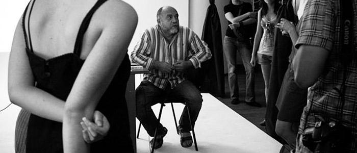 «Фотография в журнале» / мастер-класс Сергея Максимишина в Минске